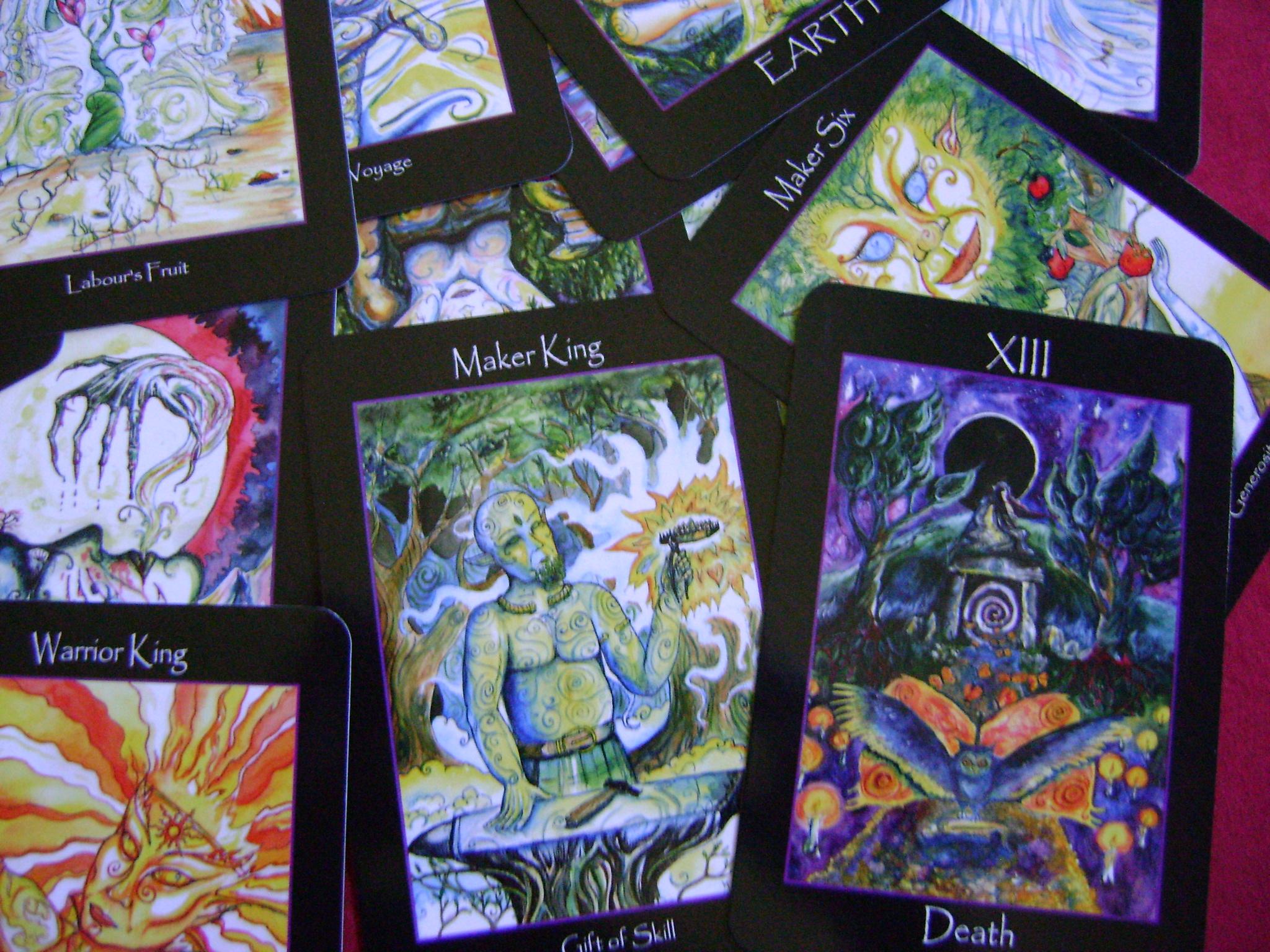 Deck Review – Coneflower Soul