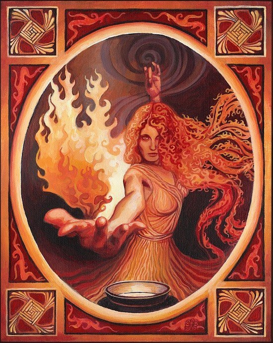 Brigid by Emily Balivet